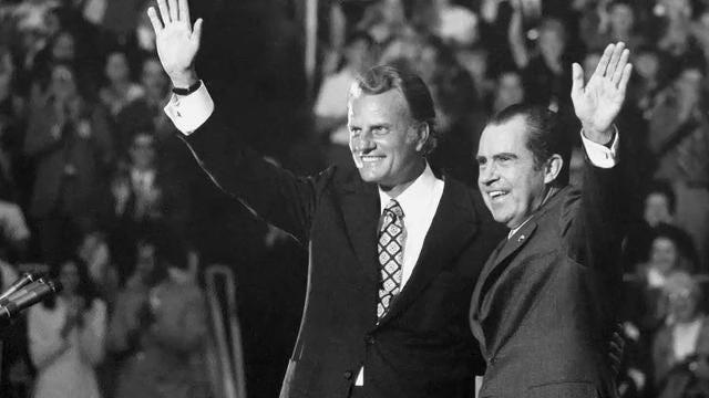 Biographer reflects on Rev. Graham's legacy