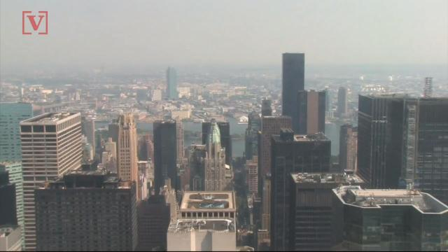 A survey ranks the dirtiest cities in the US, and the Big Apple tops them all!