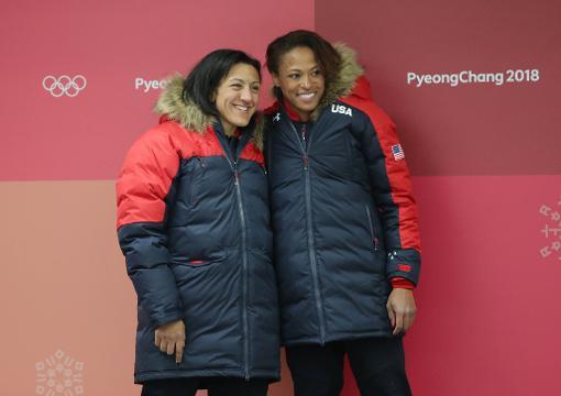 U.S. bobsledder Lauren Gibbs' road to silver medal