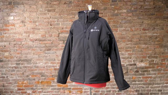 The Ororo heated jacket is battery powered, has heating elements built into the lining and has 3 different heat settings. But, can it keep you warmer than a regular coat? We took it out on a chilly New England day to find out.
