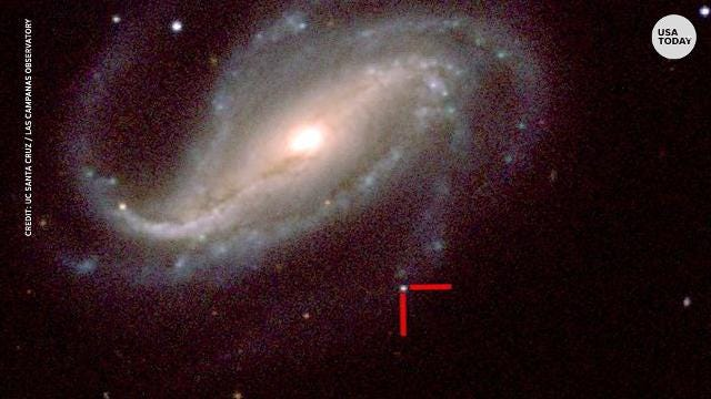 Astronomers are in supernova ecstasy with two separate studies about the explosive deaths of stars.