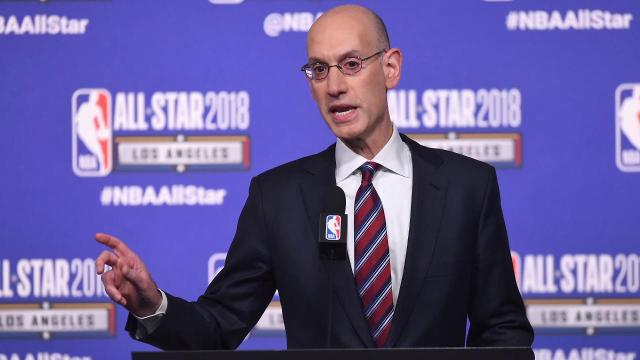 In the wake of Sports Illustrated's story on the corrosive workplace culture of the Dallas Mavericks, NBA commissioner Adam Silver announced the league will launch a confidential hotline for employees to report workplace issues.