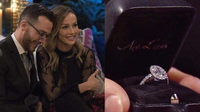 Fourth time's the charm for Bachelor Nation's Clare Crawley — she's engaged!