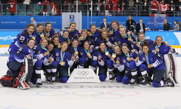 U.S. captain Meghan Duggan shares secret to team's gold medal win