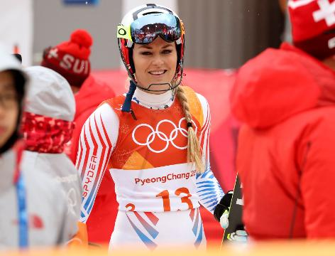 Lindsey Vonn on new perspective she had at these Olympics