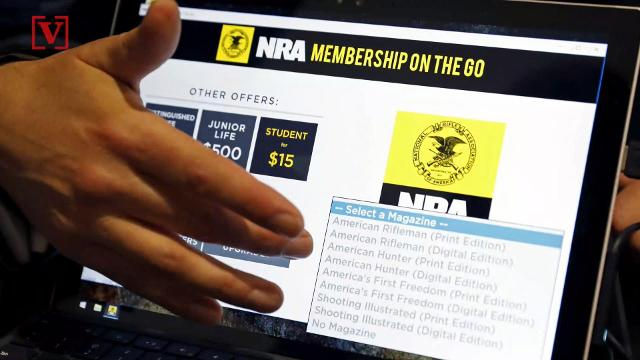 Bank and car rental giants are cutting ties with the NRA