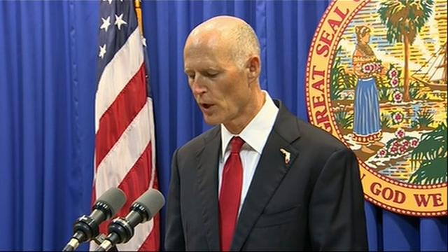 Florida's governor is proposing a three-point plan to prevent gun violence that includes banning the sale of firearms to anyone younger than 21 in the wake of last week's school massacre in Parkland, Fla.