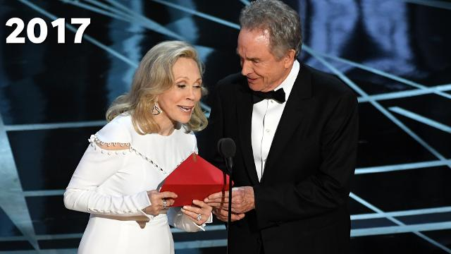We may wish we could forget last year's painful best picture flub, but these Oscars moments will be burned in our memories.
