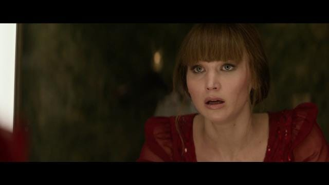 Jennifer Lawrence is a ballerina and spy in 'Red Sparrow'
