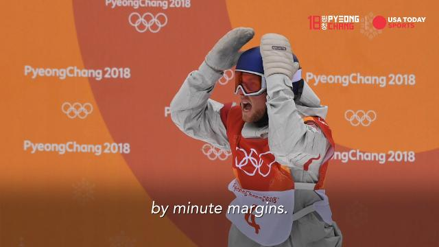 USA TODAY Sports' Martin Rogers says that while all the accolades go to medal winners at the Olympics, we should remember there are just as many elite athletes who were milliseconds from medaling.