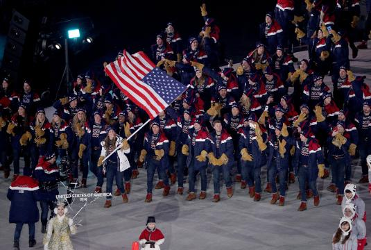 Did United States disappoint in medal count at Winter Olympics?