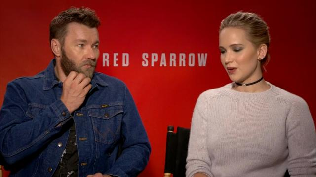 Jennifer Lawrence's 'incredibly challenging' new role