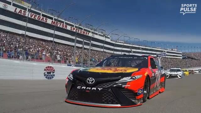 USA TODAY Sports' Mike Hembree previews the upcoming race at Las Vegas Motor Speedway.