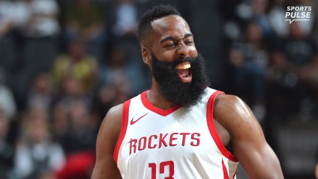 Is the NBA MVP award James Harden's to lose?