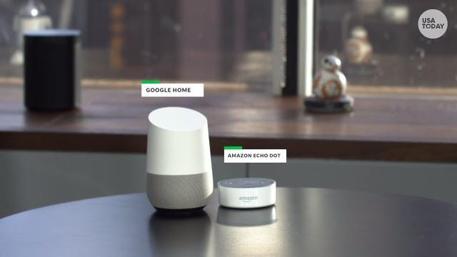 Amazon Echo or Google Home? For U.S. households, that's changing