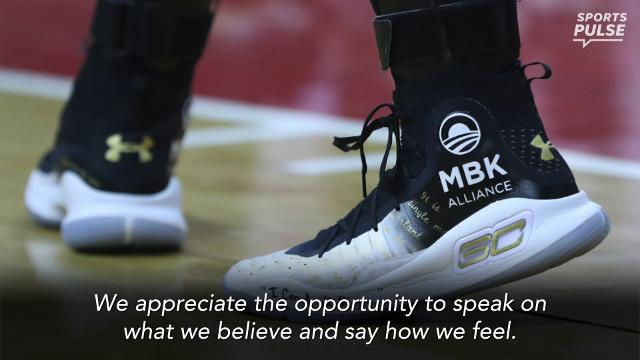 Warriors reflect on D.C. trip (and no White House visit)
