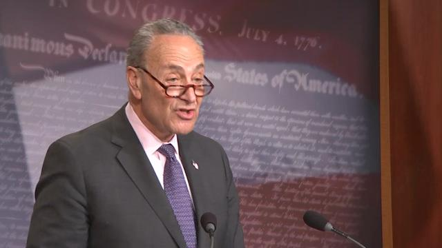 Senate democrats push 3-point plan on guns