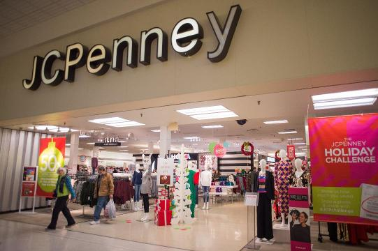 bbd5a01c8 J.C. Penney store closings  24 locations to shut down as sales fall