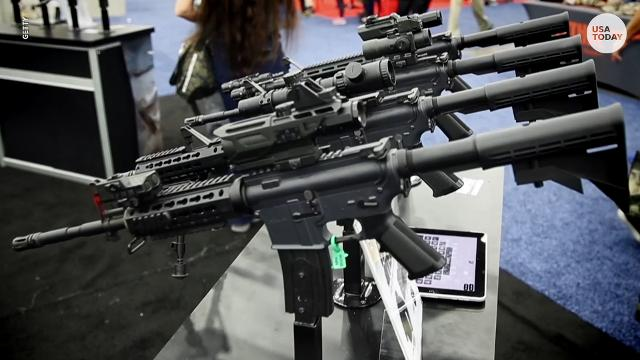 Why Americans buy the AR-15 by the millions