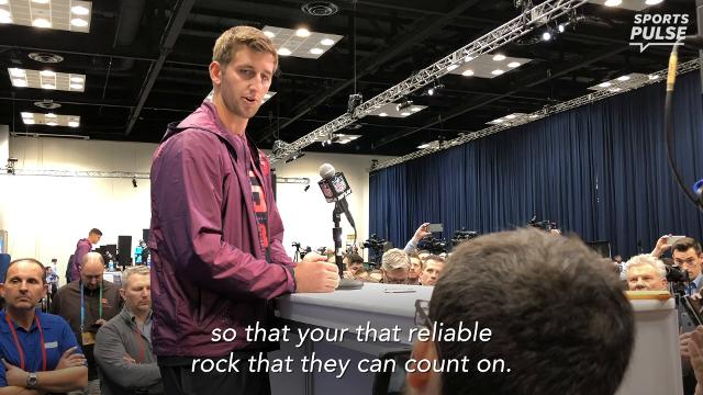 QBs Rosen, Jackson clear a few things up at NFL combine
