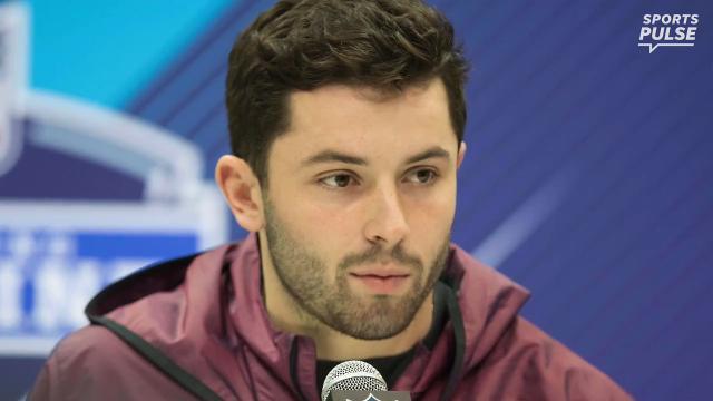 NFL Combine Day 3: Quarterbacks meet with the media