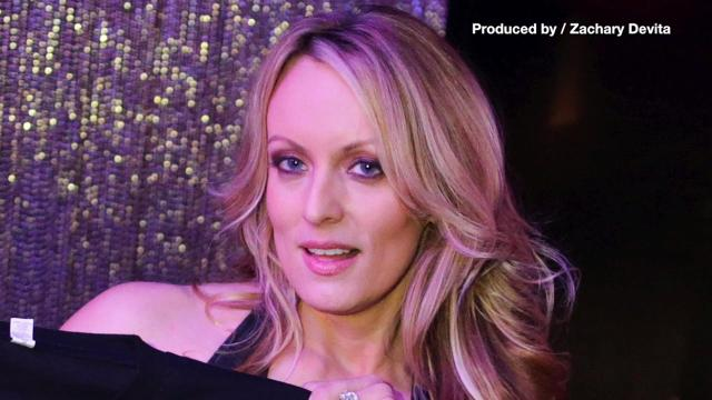 WAPO: Stormy Daniels almost canceled agreement