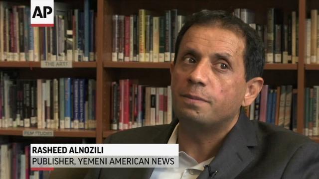 Expats build up Yemeni community in America
