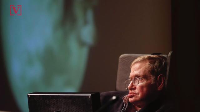 Stephen Hawking says this is what happened before the Big Bang