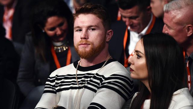 Canelo Alvarez tested positive for clenbuterol in trace amounts his team says are consistent with meat contamination that has impacted athletes in Mexico and China.
