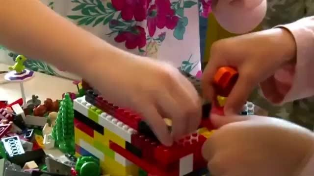 Lego sales tumble for first time since 2004