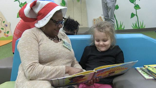 Mom passes love of reading on to next generation