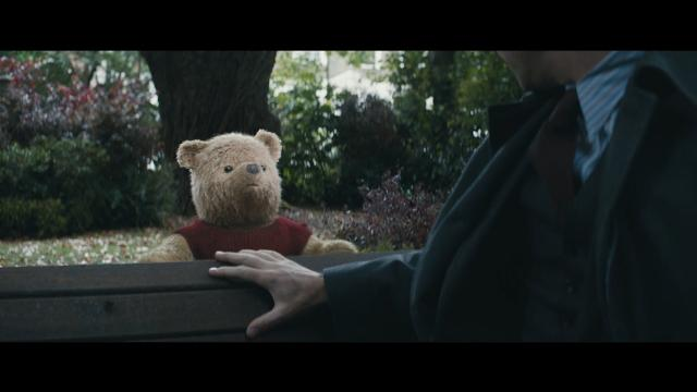 First look: Disney's live action 'Christopher Robin'