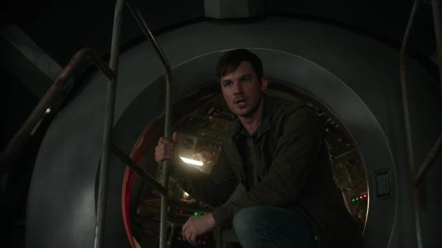 Rufus (Malcolm Barrett) and Wyatt (Matt Lanter) get the Lifeboat ready to go rescue Lucy in World War I France in an exclusive clip from the second season premiere of NBC's 'Timeless.'