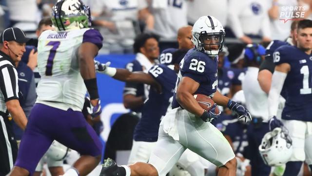 NFL mock draft post-combine: Expect Saquon Barkley to go No  1