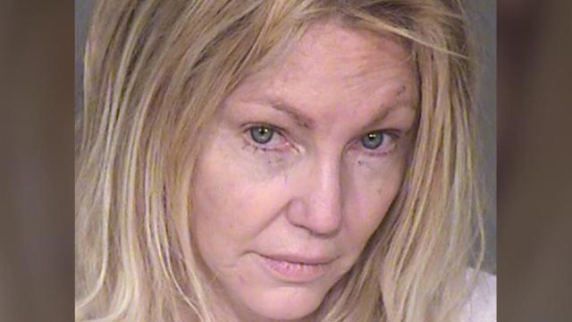 Heather Locklear allegedly threatened cops during arrest