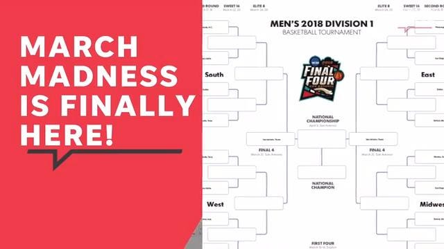 NCAA tournament 2018: Snubs, surprises from bracket reveal