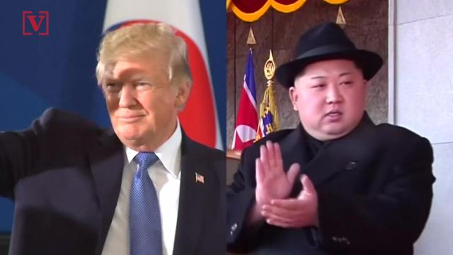 North Korea silent on potential face-to-face with Trump