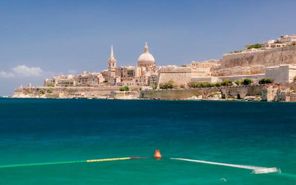 Picture-perfect Valletta, Malta