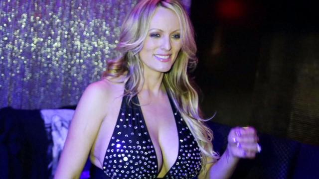 Porn star Stormy Daniels is offering to return the $130,000 payment she received as part of her nondisclosure agreement with President Trump's lawyer. Nathan Rousseau Smith has more.