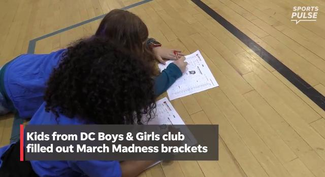 Is your NCAA tournament bracket better than these kids'?
