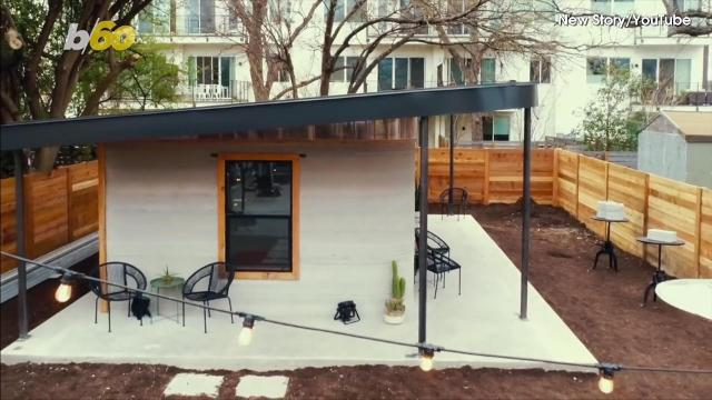 5 Homes That Prove That Less Is More: This Affordable 3D-printed House Took Less Than A Day To Build