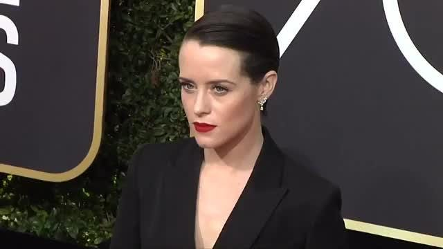 According to the show's producers, Claire Foy's 'The Crown' co-star Matt Smith was paid more than her. Simon Thompson reports.