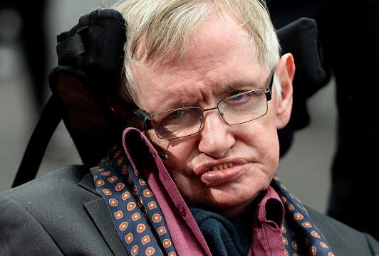 Stephen Hawking didn't believe he'd go to heaven, a place for 'people afraid of the dark'