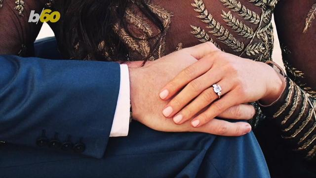 A ring like Meghan Markle's and other 2018 engagement ring trends