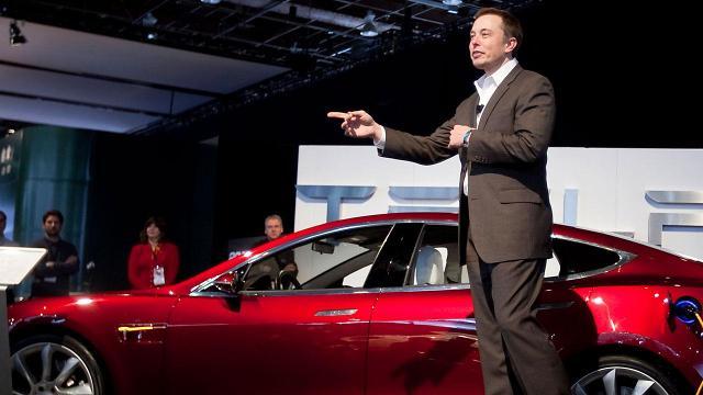 Elon Musk: Funny man?