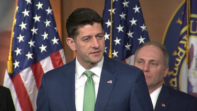 Paul Ryan on Penn. race: Both ran as 'conservatives'