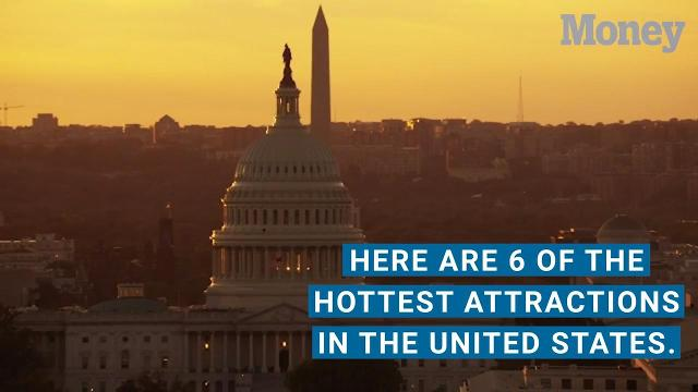 The hottest attraction in 6 states
