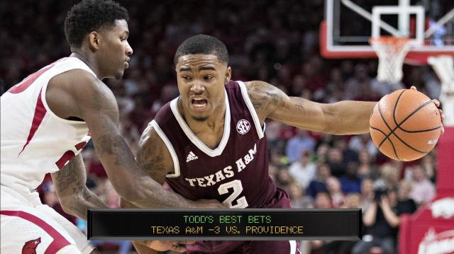 NCAA Men's Basketball Tournament First Round best bets