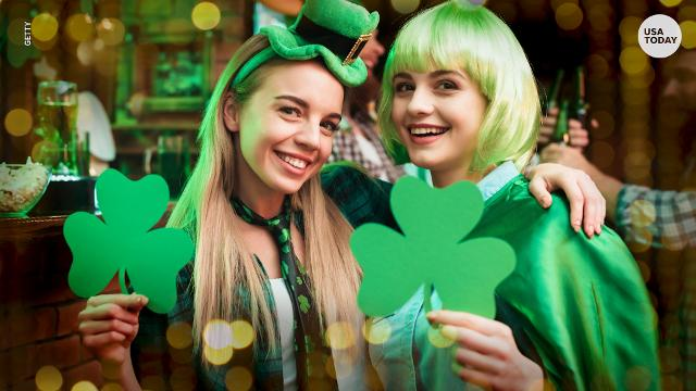 It's the day when millions of people celebrate Ireland's patron saint but do you know the real purpose of a three leaf clover?