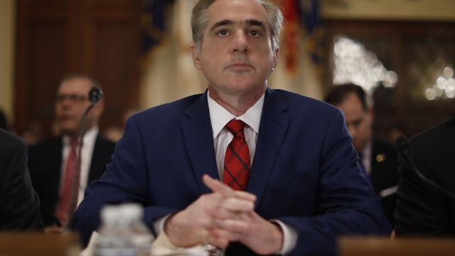AMVET National Executive Director Joe Chenelly weighs in on why he hopes Trump will keep David Shulkin as U.S. Secretary of Veterans affairs.